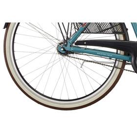 Ortler Sanfjord - Vélo de ville Femme - Bleu pétrole